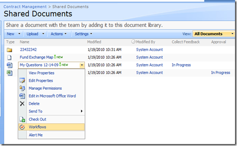 Sharepoint 2007 check in multiple documents